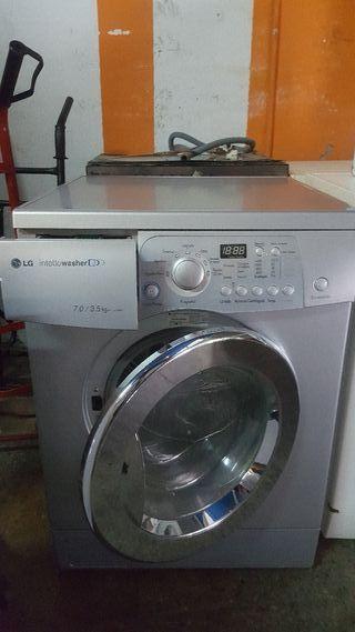 lavadora marca LG
