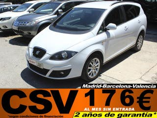 SEAT Altea XL 1.6 TDI I-Tech E-Ecomotive 77 kW (105 CV)