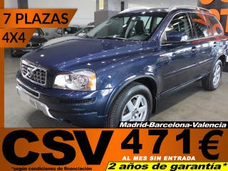 Volvo XC90 2.4 D5 Kinetic AWD Auto 147 kW (200 CV)