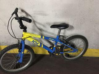 """Bicicleta Monty 18"""""""