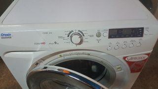 lavadora marca hoover 9 kg
