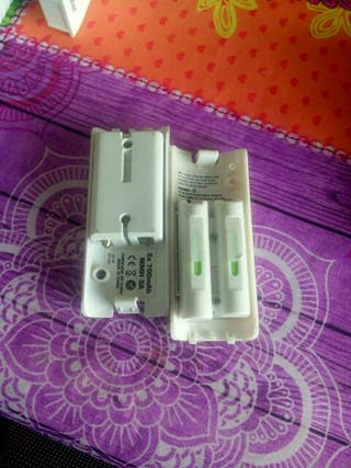 baterias de mandos de la wii