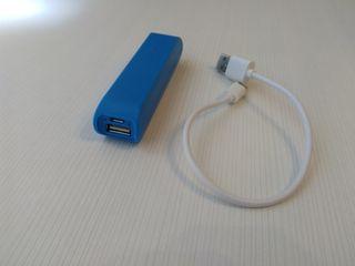 Bateria externa portatil