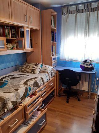 dormitorio puente juvenil
