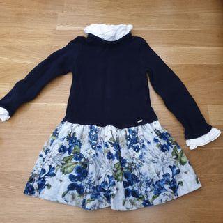 vestido de niña.