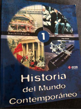 Libro historia del mundo