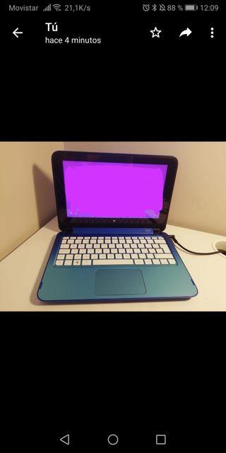 ordenador portátil HP stream x360