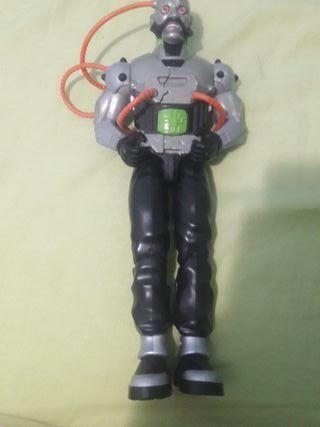 muñeco acción Man modelo 154