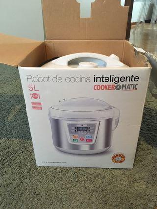 Robot de cocina. CookerMatic. 5L