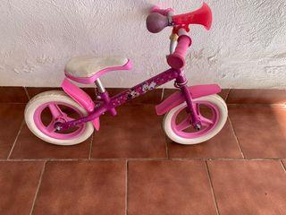 Bicicleta iniciación Minnie