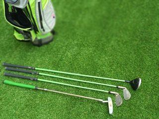 Set de bolsa de 4 palos niños de Golf U.S. KIDS