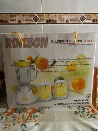 Multi robot de de cocina 3 en 1