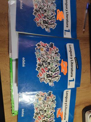 Lengua y literatura 3 libros de texto