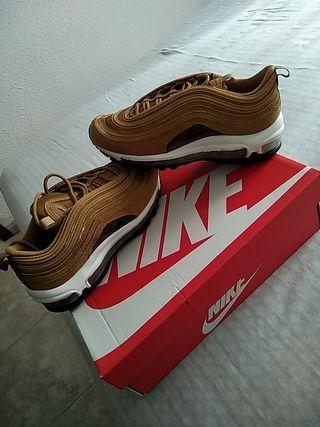 zapatillas marron originales