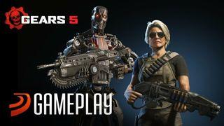 Gears 5 Personajes Terminator