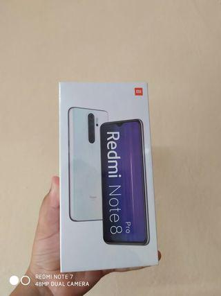 Precintado!! 128GB/64mpxl/Xiaomi Redmi Note 8 PRO