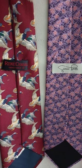 Corbatas caballero