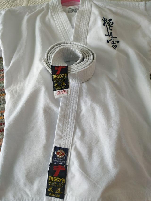 Equipación karate niño/a