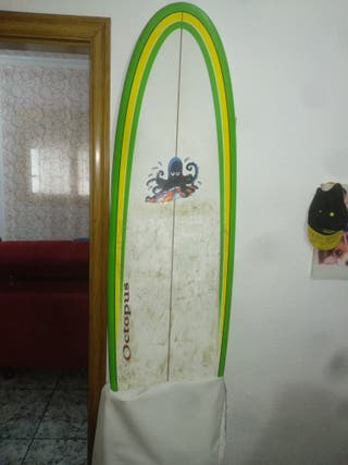 tabla de surf evolutiva octopus