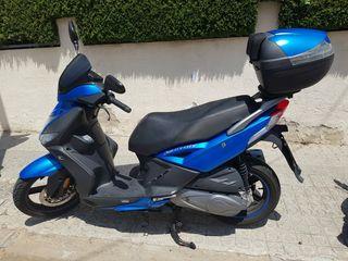 Moto Scooter kymco Agility City 300cc