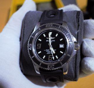 Reloj Breitling Superocean 44mm Automatico A17391