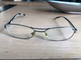 Montura de gafas gucci
