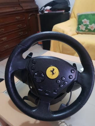 volante ps2