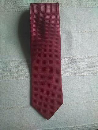 corbata de seda pura de Robert's
