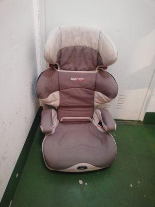 silla coche niño.
