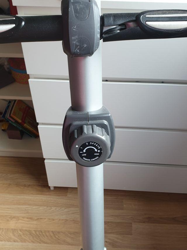 bicicleta estática BH Hydra