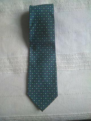 corbata de seda pura Michelangelo