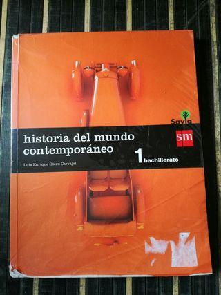 Historia del mundo contemporáneo 1°Bachillerato