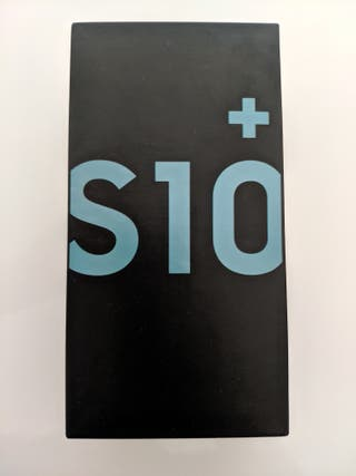 Samsung Galaxy S10 Plus 8GB 128GB Prism Green