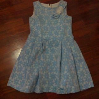 Vestido de vestir niña
