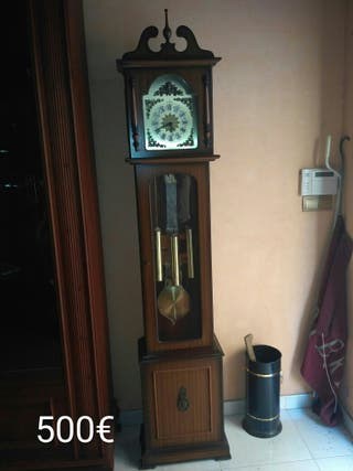 Reloj Junghans pendulo