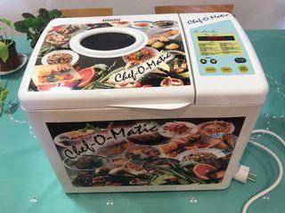 Robot cocina chef-o-matic Chefomatic