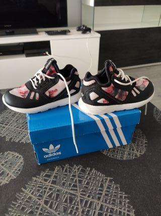 zapatillas Adidas!!!!! de niña !!!!