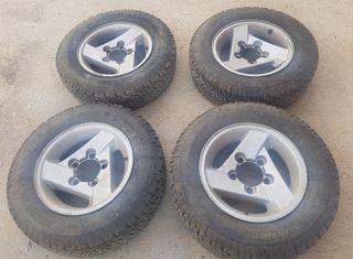 Llantas de aluminio Jimny