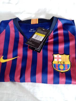 camiseta Barcelona talla s