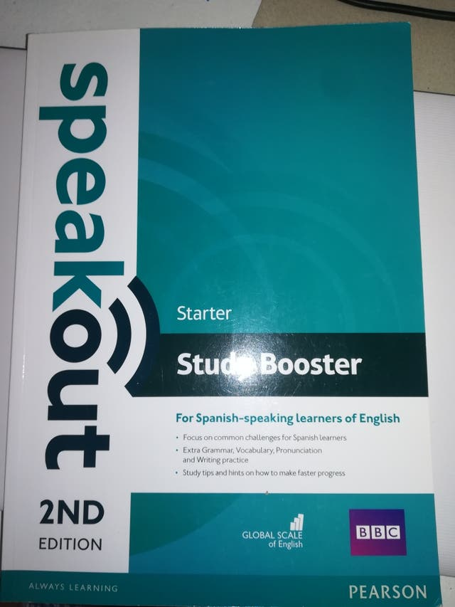 libros inglés a1 EOI
