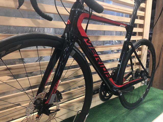 Bicicleta de carretera Merida Reacto 7000E