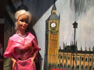 Barbie original 80s