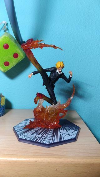 Figura Coleccionable Sanji Diable Jambe ZERO
