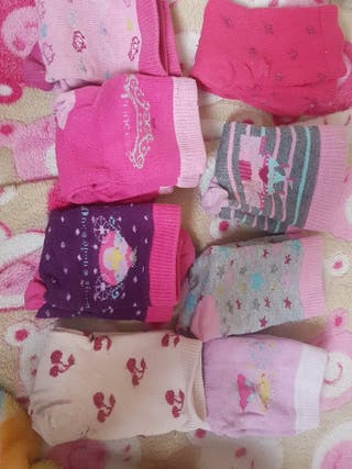 Pack calcetines talla 24 26