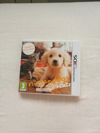 jueg Nintendogs + Cats 3DS