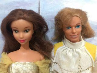 Barbie y Ken: la Bella y la Bestia