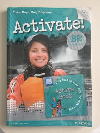 Activate B2 Student's Book.