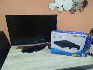 ps4 y tv