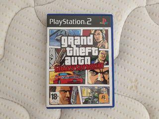 GTA Liberty City Stories PS2