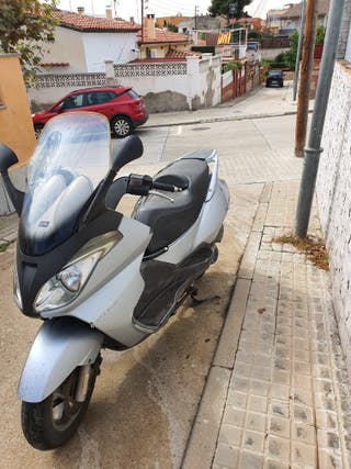 vendo Aprilia Arrecife 125cc